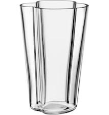 Aalto Vase 22 cm transparent