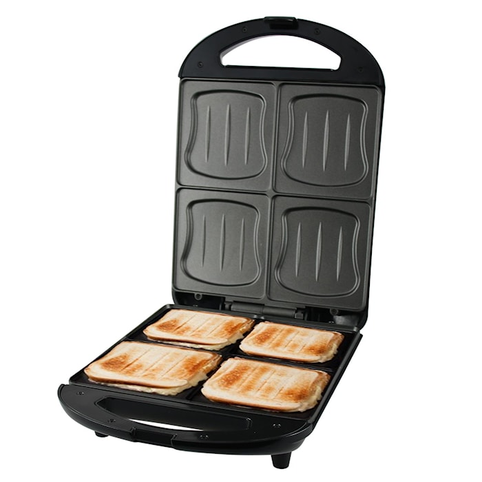 Smörgåsgrill 4 Skivig XXL