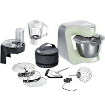 Køkkenmaskine MUM5 Creation Line Mintgrøn