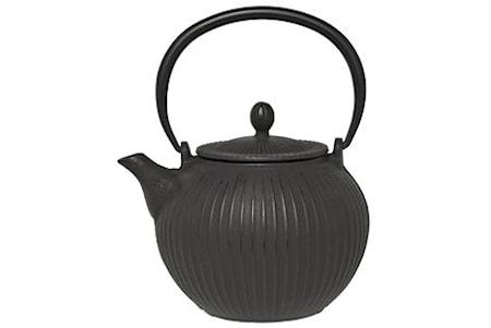 Teekannu Tokyo, musta, 1,2 l