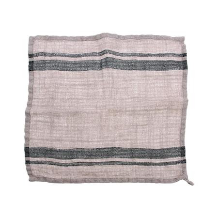 Servett Linne Set av 2 45x45 cm