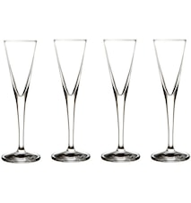 Albert Schnapsglas 5 cl 4er-Pack