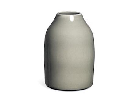 Botanica vase Grå/Grøn H 12,5 cm