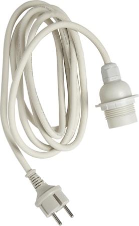 Flex Out Lampupphäng Utomhus Vit 500cm