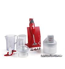 Frullatore a immersione Swissline Superbox XL rosso