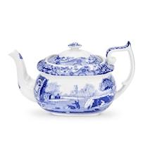 Blue Italian Teekanne 1.1L