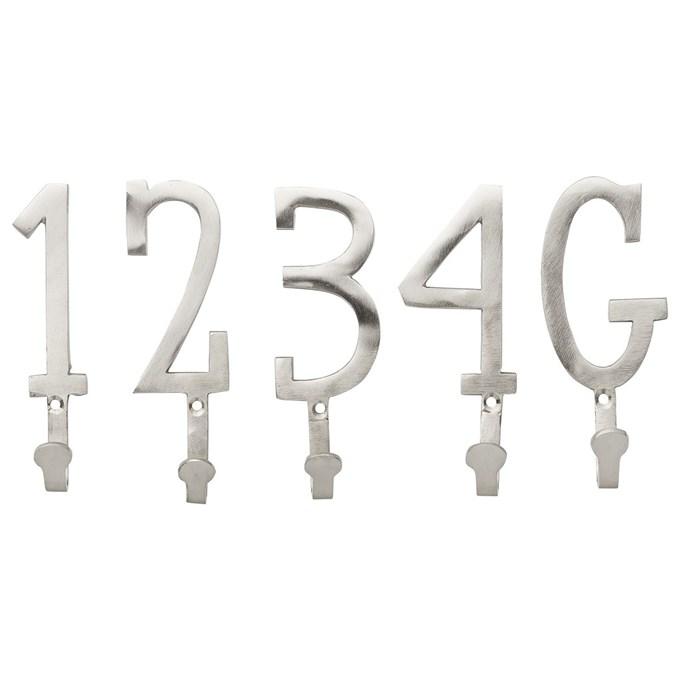 Dana Krok Set 4.5×12 cm – Silver