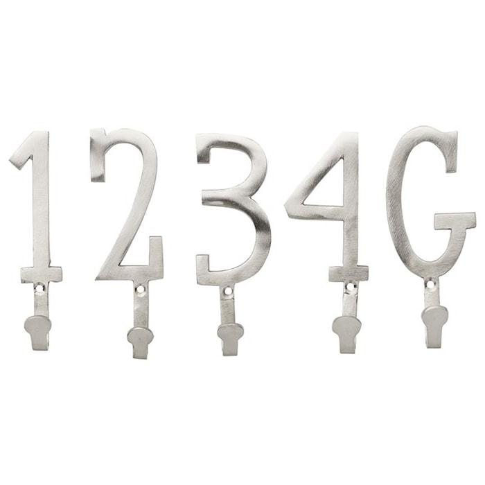 Dana Krok Set 4.5x12 cm - Silver