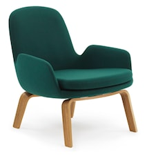 Era Lounge Chair Low Oak - Fame