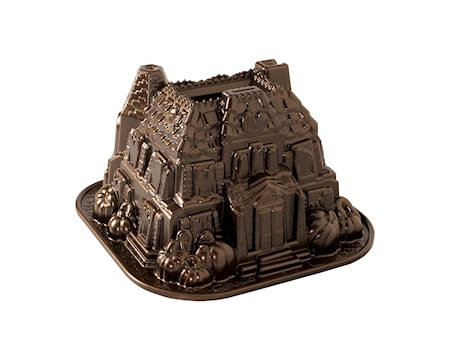 Haunted Manor pan Bakform Aliminium Brons