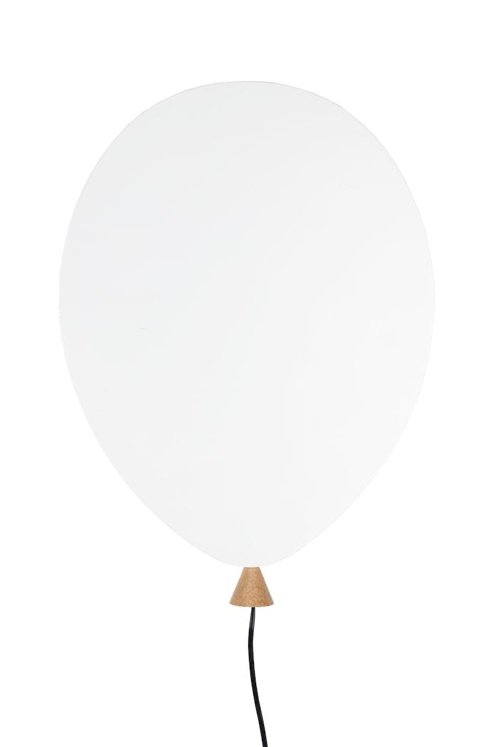 Balloon Vägglampa