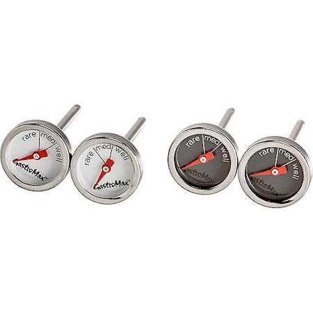 Gastromax Stektermometer 4-pack Rostfritt Stål