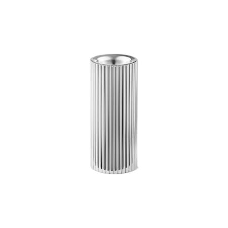 Bernadotte Värmeljus & kronljushållare Rostfritt stål 11 cm