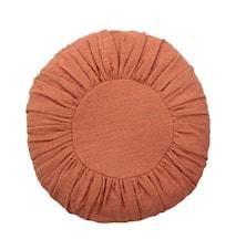 Kudde Orange Bomull 8x45 cm