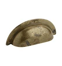 Shell Handle 3922 Antique