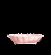 Oyster Skål Ljusrosa 23x18 cm