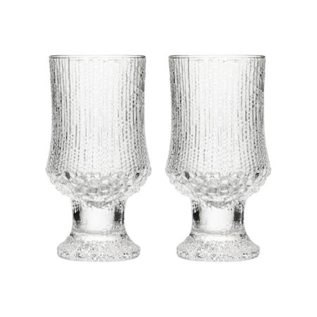 Ultima Thule ølglass 34 cl 2-pakk