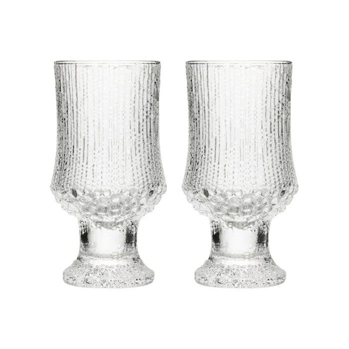 Bicchiere da birra Ultima Thule 34 cl confezione da 2