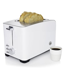 Toaster TO-1W Weiß