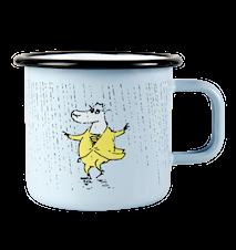 MoominXMakia Mug 37 cl Blue