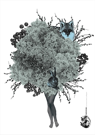 Vinter Poster A3