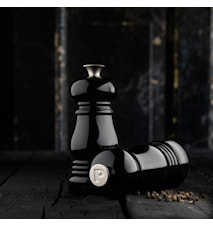 Saltkvern 11cm Black