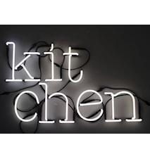 Neon art - Kitchen