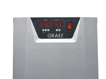 GRDA506 Hedelmä- ja sienikuivain, 6 tarjotinta