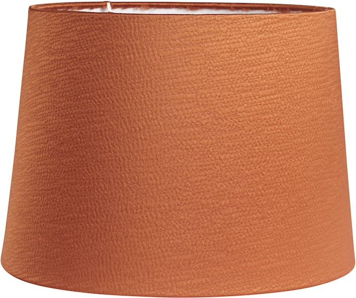 Sofia Sidenlook Glint Orange 40cm