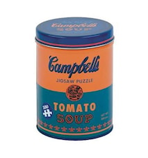 Andy Warhol Puslespil Soup Can Orange m/300 brikker