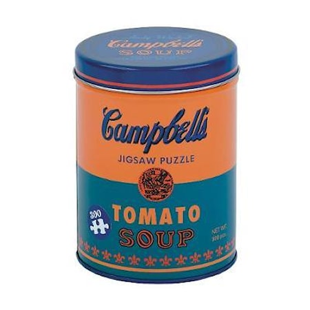 Andy Warhol Pussel Soup Can Orange 300 bitar