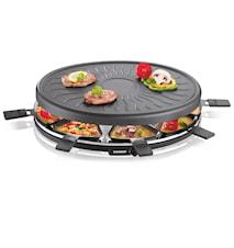 Raclette 8 Pannua