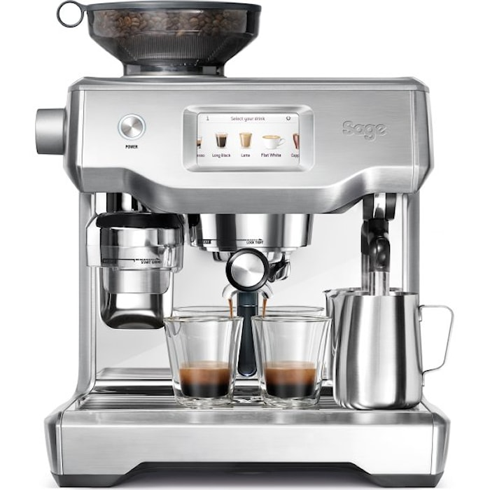 Sage Espressomaskin The Oracle Touch - Brushed Stainless Steel