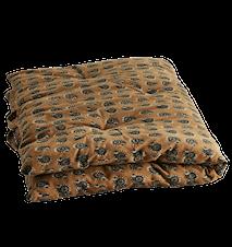 Printet bomuld madras
