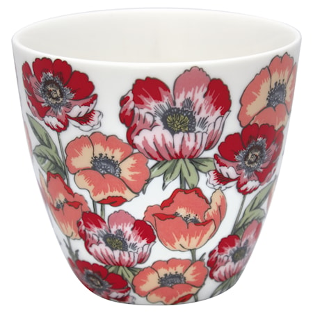 Aria Latte Cup Valkoinen