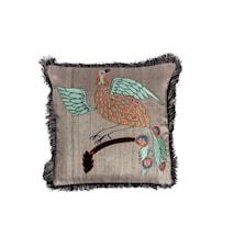 Day Bird of Paradise Cushion Cover Masala