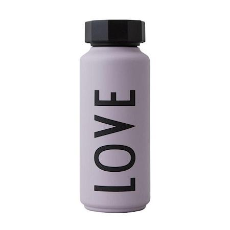 LOVE Thermo/Isolerad Flaska Special Edition Lavender