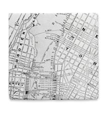 Servett New York 17x17 cm