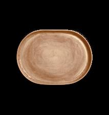 MSY Fat ovalt Cinnamon 34 cm
