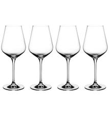 La Divina Copa de Vino Blanco, 4 piezas