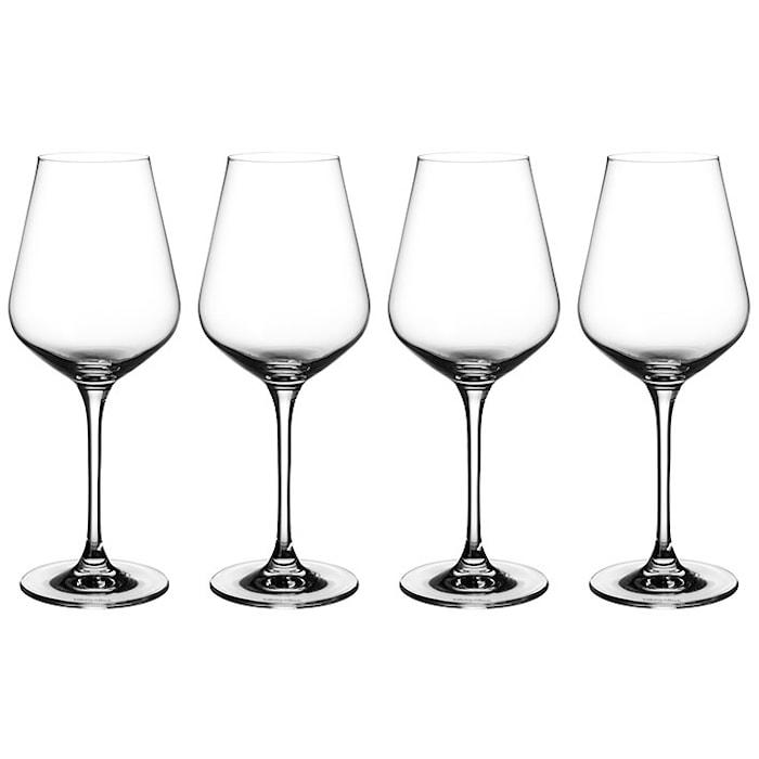 La Divina White wine goblet S4pcs