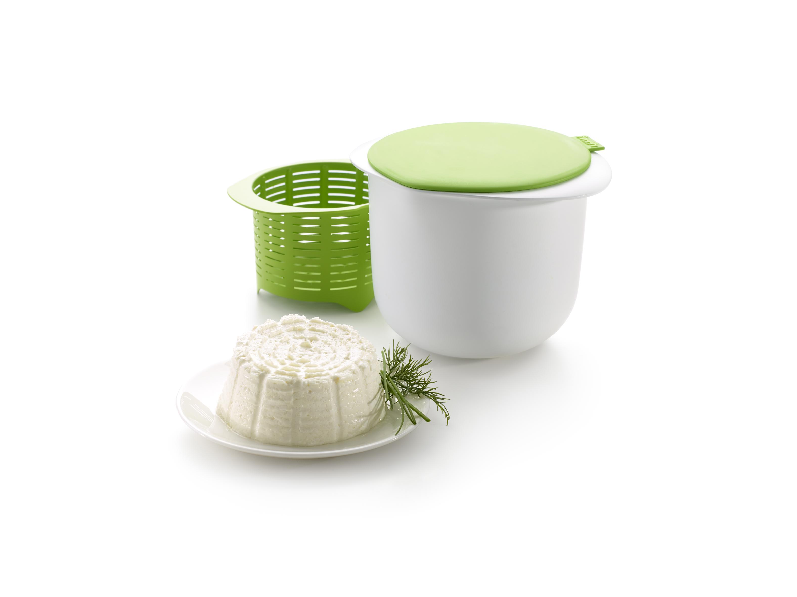 Cheese Maker Färskost Silikon/Plast