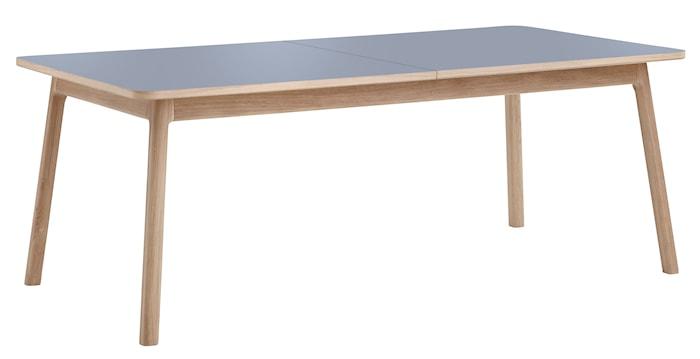 CASØ 700 matbord Grå/ek