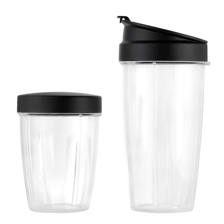 Två Extra behållare till Nutrition Blender 1000W