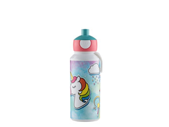 Drickflaska Pop-up Unicorn 400 ml