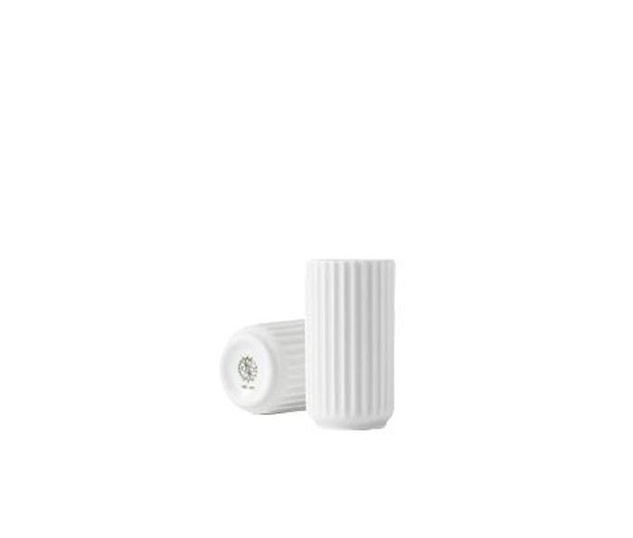 Maljakko Posliini Valkoinen  6cm
