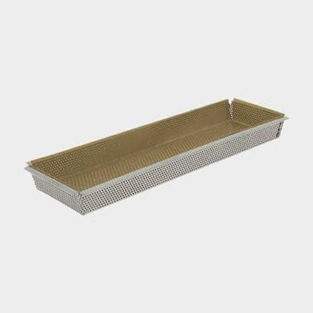 Rektangulär Form Löstagbar botten 35x10x3.5cm