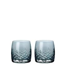 Sapphire Vattenglas 23 cl  2-pack