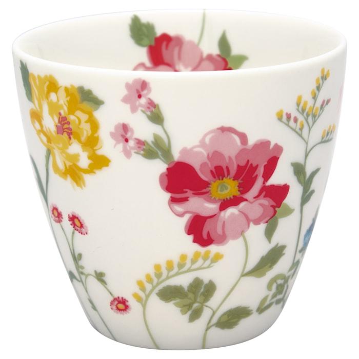 Thilde Latte Cup Valkoinen