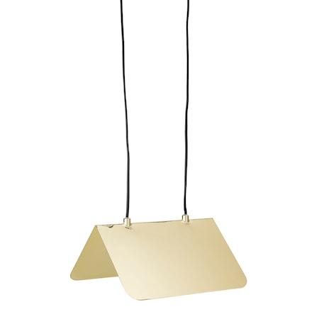 Taklampa Guld Metall